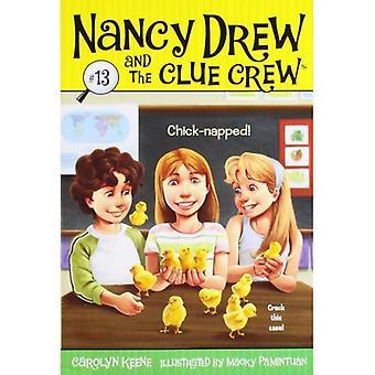 Nancy Drew Chicknapped (Nancy Drew & de Clue bemanning (kwaliteit) (opnieuw delen))