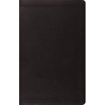 ESV Value Thinline Bible (TruTone, Black)
