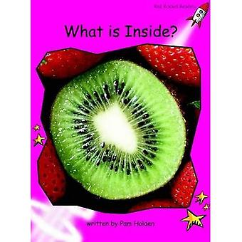 What is Inside?: Emergent (Red Rocket Readers: Non-fiction Set B)