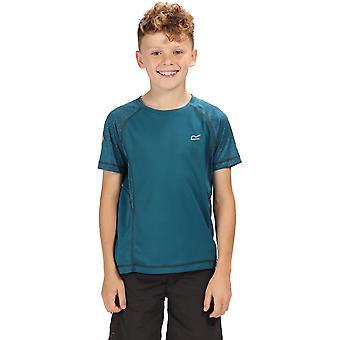Regatta gutter & jenter Dazzler II kort erme T skjorte