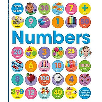 Numbers (Start To Learn)