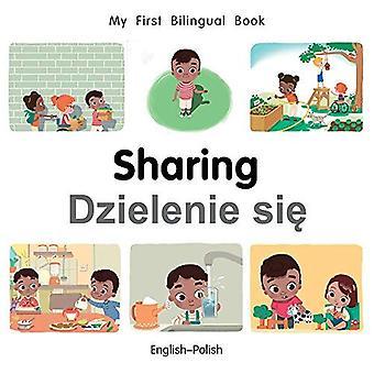 Min första tvåspråkiga bok-Sharing (engelska-polska) (min första tvåspråkiga bok) [styrelse bok]