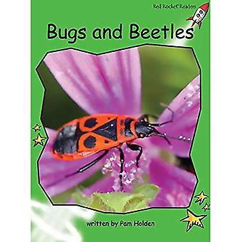 Red Rocket Readers: Early Level 4 Non-Fiction Set C:� Bugs and Beetles Big Book� Edition