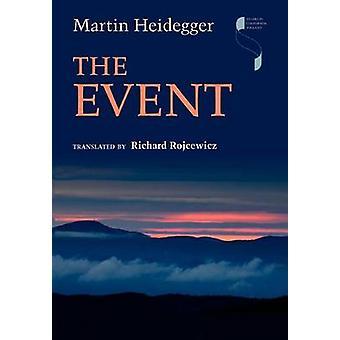 L'événement par Heidegger & Martin