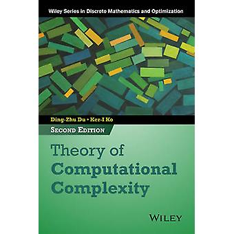 Theory of Computational Complexity by Du & DingZhu