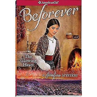 The Glowing Heart - A Josefina Mystery by Valerie Tripp - Juliana Kole