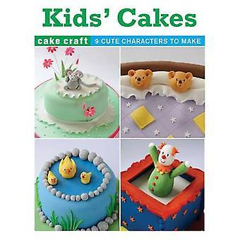 Kids' Cakes by Ann Pickard - 9781861087928 Book