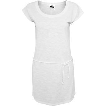 Urban Classics Women's Sweat Dress Slub Jersey