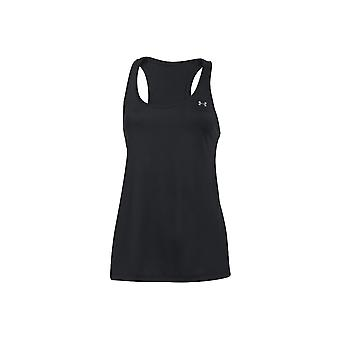 Under Armour Tech Tank-Solid 1275045-001 Womens T-shirt