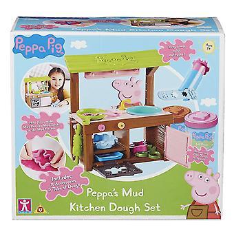 Peppa Pig Fango Cucina Dough Set