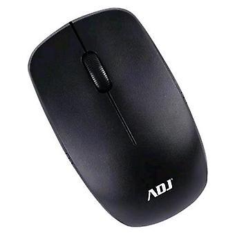 Adj mw5 wireless optical mouse black