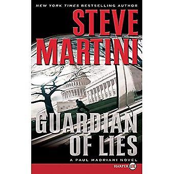 Guardian of Lies (Paul Madriani Novels) [Large Print]