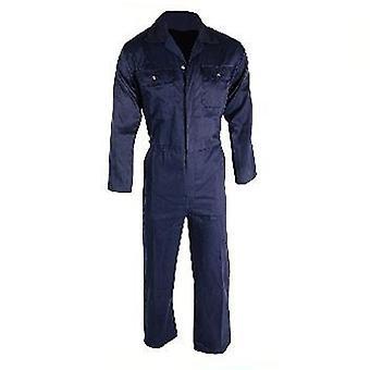 Silverline Mono de trabajo azul marino L 112 cm (Bricolaje , Herramientas , Seguridad)