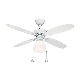 Westinghouse Ceiling Fan Capitol White