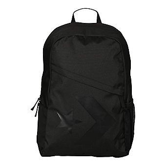 Converse Converse Speed Star Chevron 10005996-A01 Bag Messenger 42 centimeters 20 Black (Black)