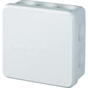 ABB Wet-room junction boxes Grey IP55