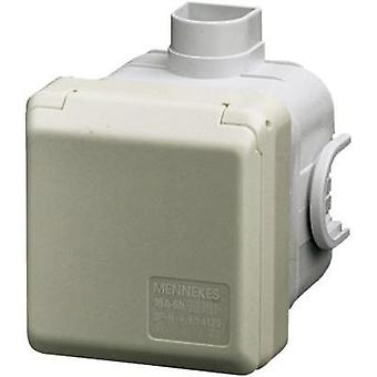 CEE wall socket 16 A 5-pin 400 V MENNEKES 4125