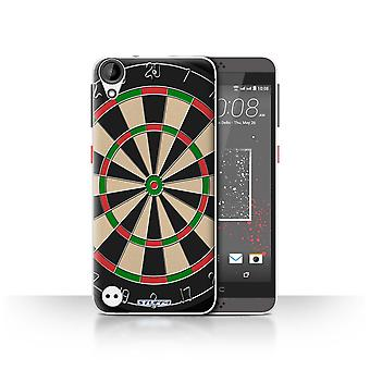 STUFF4 Case/Cover for HTC Desire 530/Darts/Games