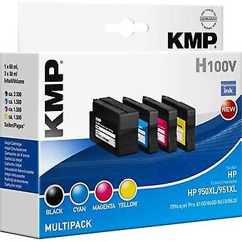 KMP Ink replaced HP 950, 950XL, 951, 951XL Compatible Set