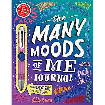 Many Moods Of Me Book Kit- K580546