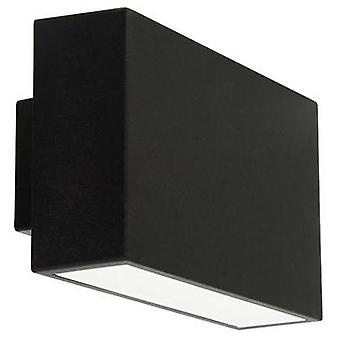 LED outdoor wall light 5.5 W Warm white Ranex Ebony 10.068.50 Anthracite
