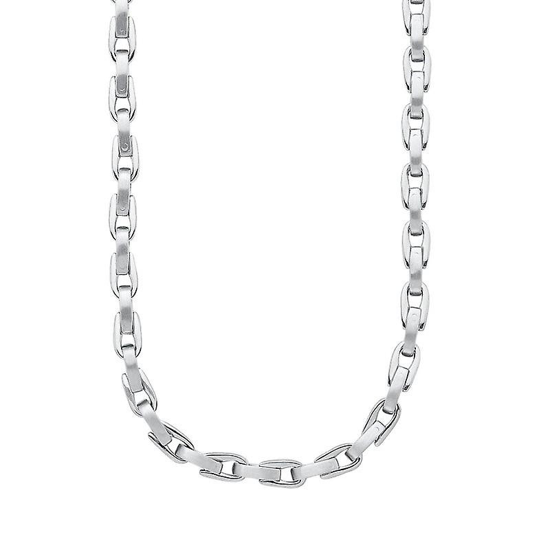 s.Oliver Jewel Men necklace chain stainless steel SO743 / 1-394727