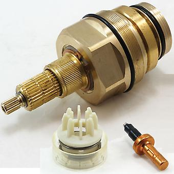 Grohe 47598000 termostatblandare patronen med kolv och vax Element styrenhet för Avensys och Grohmaster ventiler