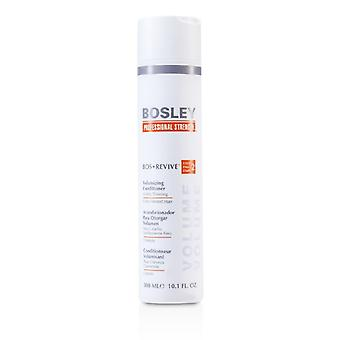 Bosley professionel styrke Bos genoplive Volumizing Conditioner (For synligt tyndere farvet hår) 300ml / 10.1 oz