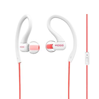 KOSS Hörlur KSC32i In-Ear Mic Coral