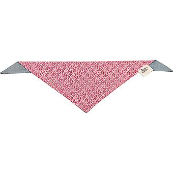 Miranda Lambert's Mutt Nation Dog Bandana Large-Denim/Pink With Rhinestones FP8809ST