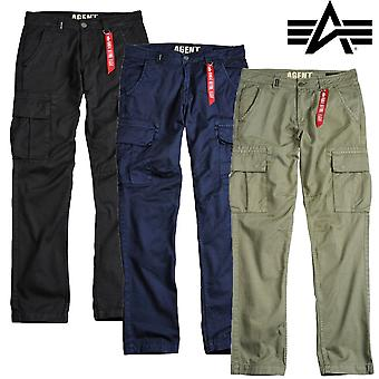 Alpha industries broek agent