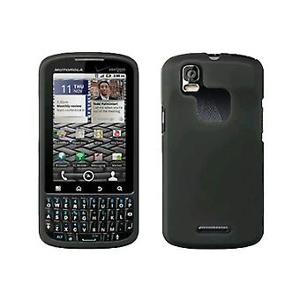 Verizon Silicone Case for Motorola Droid Pro A957 (Black) (Bulk Packaging)