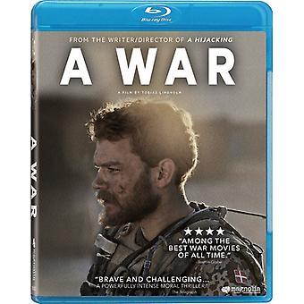 Importación de los E.e.u.u. guerra [Blu-ray]
