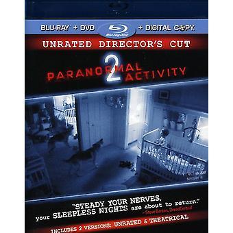 Paranormal activité 2 [BLU-RAY] USA import