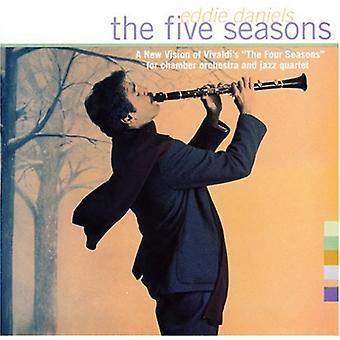 Eddie Daniels - Five Seasons [CD] USA import