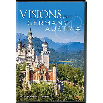 Visions of Germany & Austria [DVD] USA import