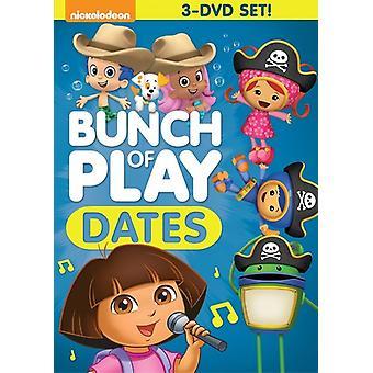 Zaimportować Nickelodeon Polska Playdates Pack [DVD]