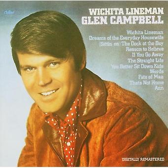 Glen Campbell - Wichita Lineman [CD] USA import