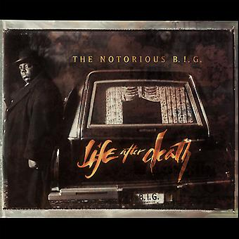 Notorious Big - livet etter død [Vinyl] USA import