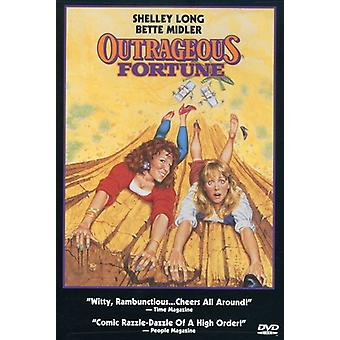 Outrageous Fortune [DVD] USA importerer