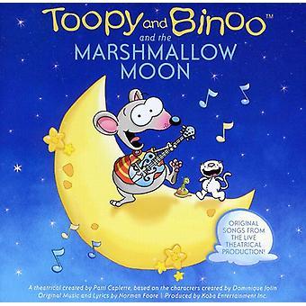 Toopy & Binoo - Toopy & Binoo & skumfidus månen [CD] USA importerer
