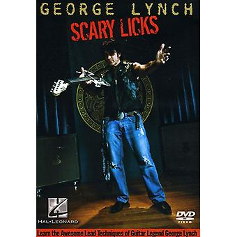George Lynch - importazione USA spaventoso lecca [DVD]