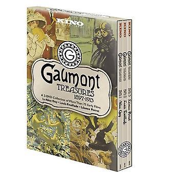 Gaumont Treasures 1897-1913 [DVD] USA import