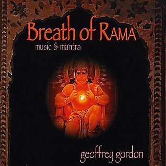 Geoffrey Gordon - Breath of Rama [CD] USA import