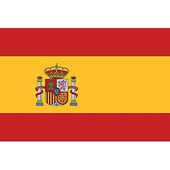 5ft x 3ft Flag - Spain