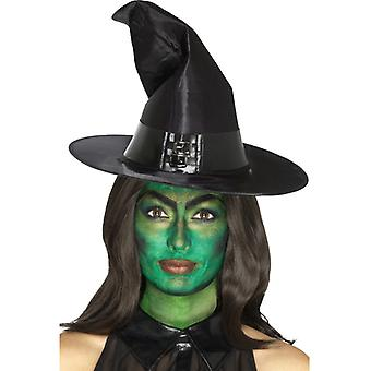 Liquid latex make-up set Monster witch green with spatula makeup makeup LaTeX