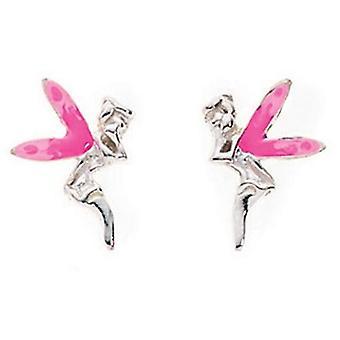 925 Silver Earring Fairy