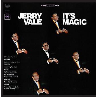 Jerry Vale - det är Magic [CD] USA import
