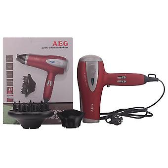 AEG Htd 5584 Red / metallic (Woman , Hair Care , Appliances , Hair Dryers)