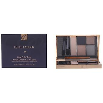 Estee Lauder Pure Color Envy Sculpting Color Palette Eyeshadow 5 08 Infamous Sky